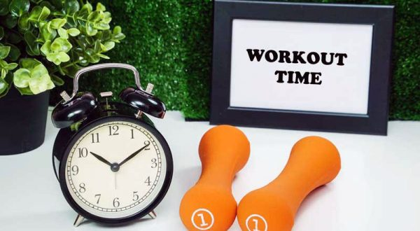 best time to workout
